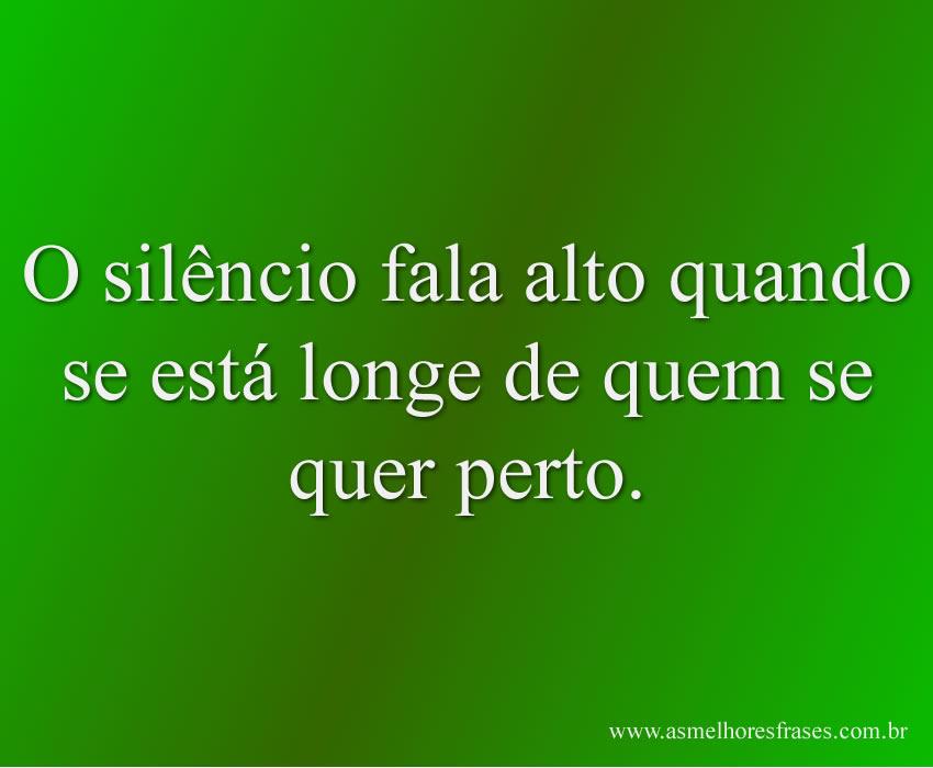 o-silencio