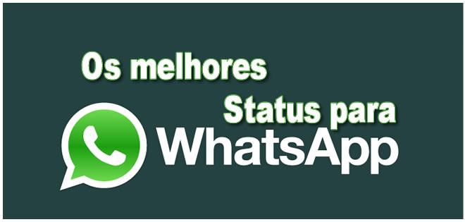 Os Melhores Status Para Whatsapp