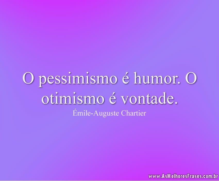 o-pessimismo