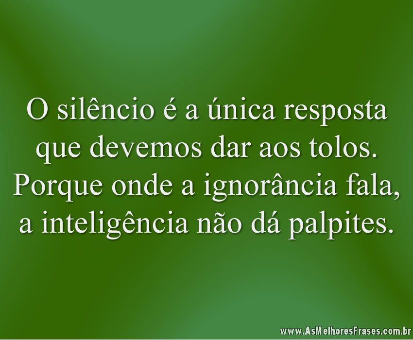 o-silencio-e-o-unico