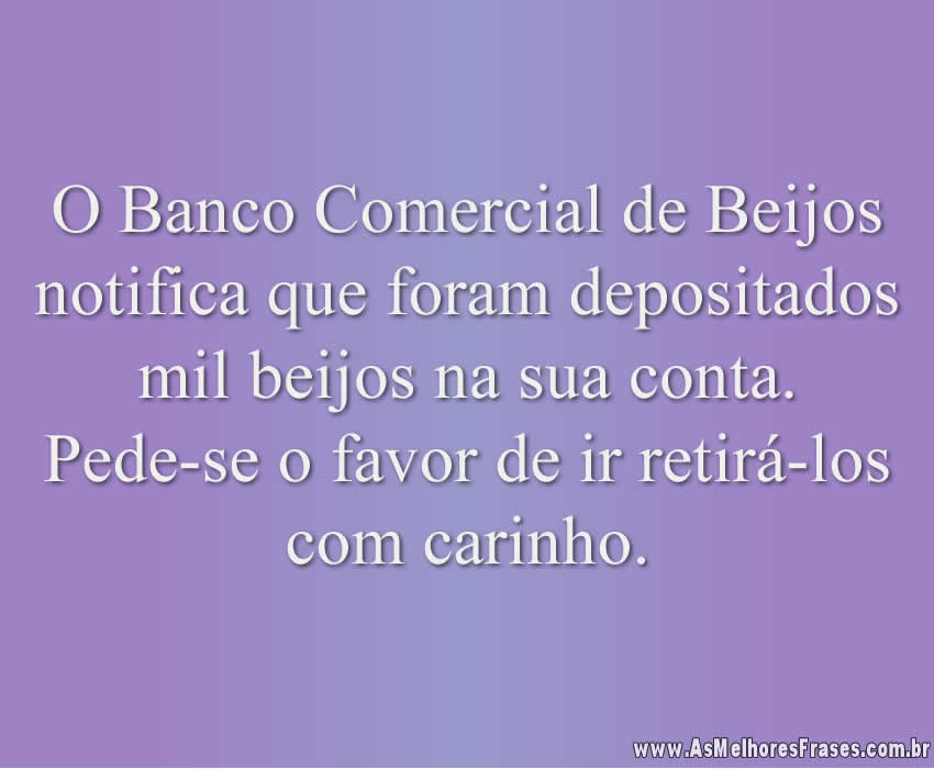 o-banco-comercial-do-beijo