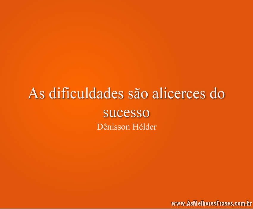as-dificudades